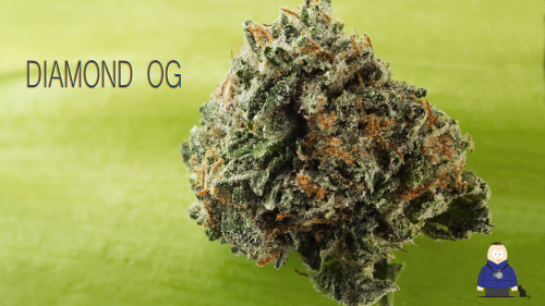 5. Diamond OG - Escarpment Wellness