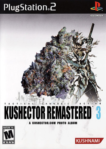KUSHECTOR Remastered Originals Vol. 3 Cover